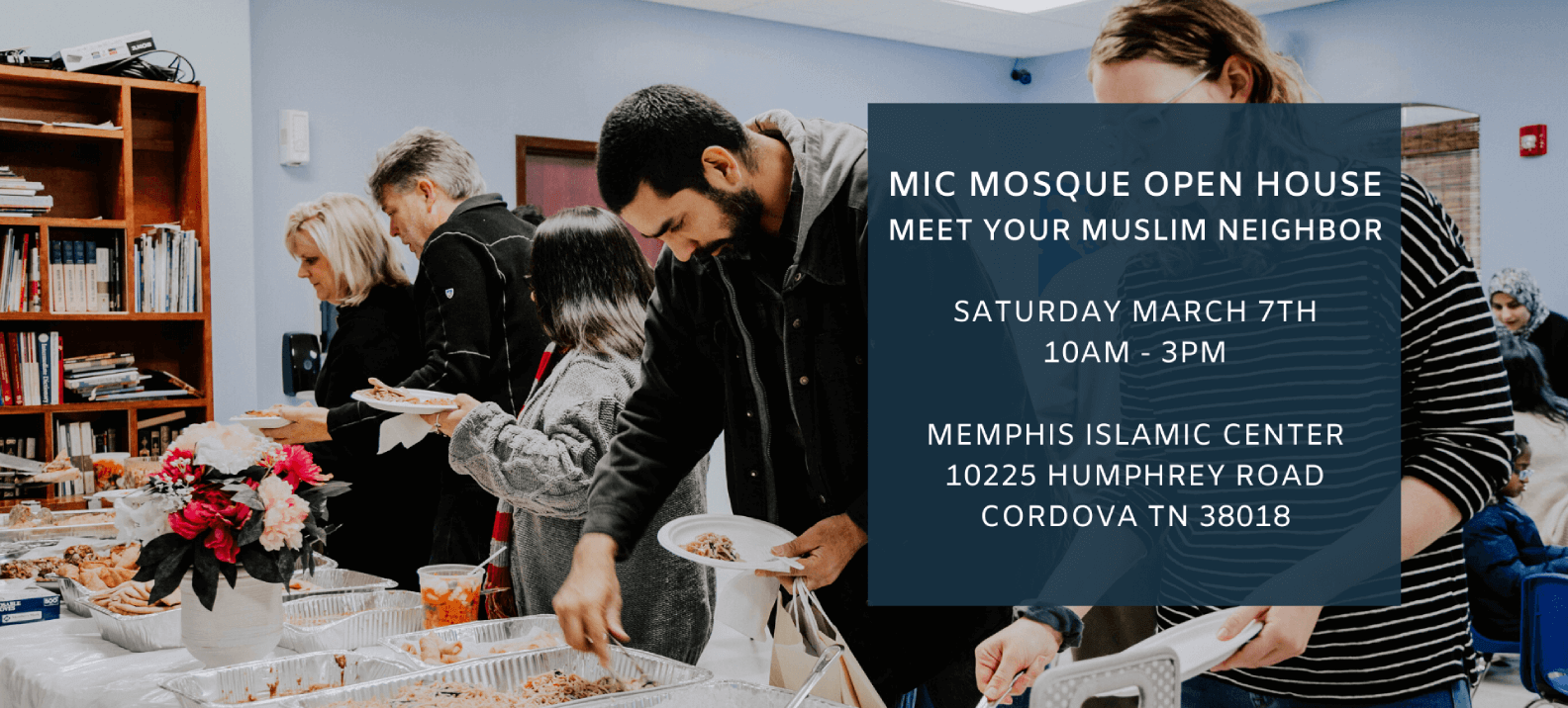 MIC Mosque Open House