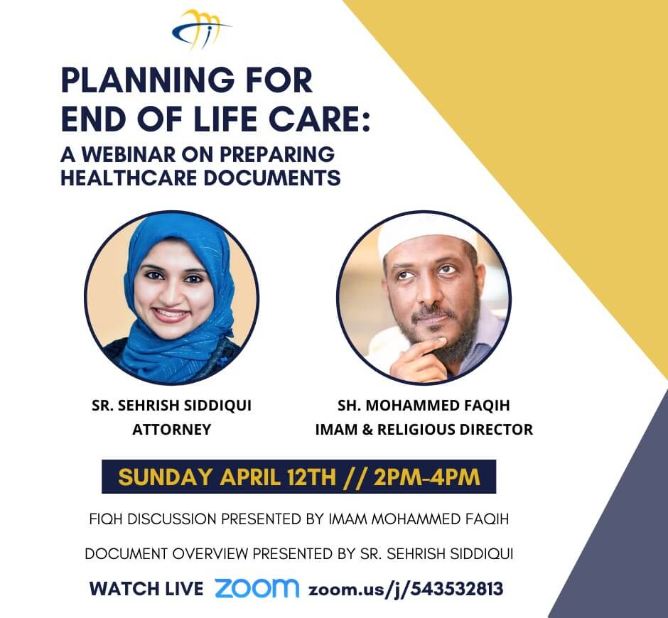 Planning for End of Life Care
